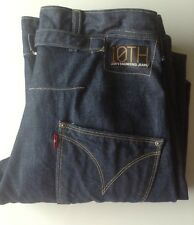 LEVI'S TWISTED/ENGINEERED JEANS 10th ANNIVERSARY SIZE 28 X 34 VGC