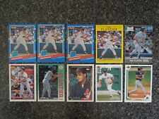 10 PHIL PLANTIER BASEBALL CARDS W/ RC *S * BOSTON RED SOX * ROOKIE * REAL NICE