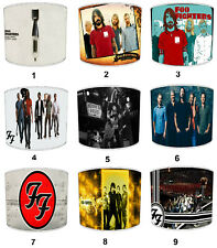Foo Fighters Lampshades, Ideal To Match Foo Fighters Wall Decals & Stickers