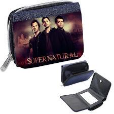 Supernatural Personalised Purse Wallet