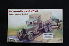 XS030 AER 1/72 maquette vehicule 7206 Army Truck ZIS-6 camion militaire
