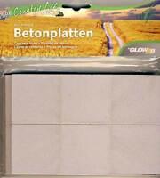 Bauernhof 18 Betonplatten für 1:32 Spur CoutryLife Bodenplatten Concrete Slabs