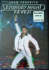SATURDAY NIGHT FEVER - JOHN TRAVOLTA - WIDESCREEN  DVD - STILL SEALED