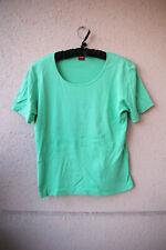 Mintgrünes Basic-Top von Olsen, Größe 40
