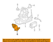 GM OEM-Egr Valve 98025695