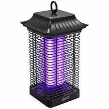 Aerb Moustique Tueur Lampe,18W UV Tueur de Moustique Anti-Insectes Répulsif Attr
