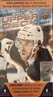 Upper Deck 2020-21 NHL Hockey Series One Blaster Box - 48 Cards - New Sealed