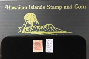 Boston Engraved Stamp Scott #28a 1863      (u21)