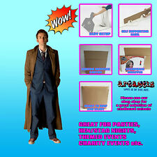 DOCTOR WHO DAVID TENNANT 10th Doctor LIFESIZE CARDBOARD CUTOUT
