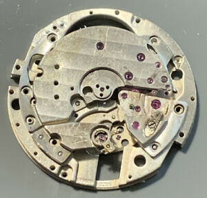 AUDEMARS PIGUET MOVEMENT PARTS CAL. 2226. SOLD AS IS. FOR PROJECT.
