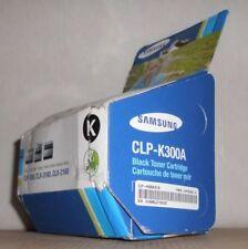 Original Samsung CLP-K300A  Toner black für CLP-300 CLX-3160 CLX-2160 Karton C