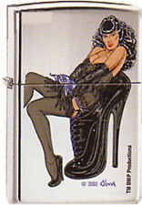 NEW Zippo Lighter - collectable range - L9314- sexy lady