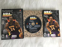 NBA 07 The Life Featuring Kobe Bryant Cover Sony PlayStation 2 PS2 Complete CIB
