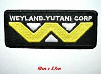 Alien Weyland-Yutani Corp Embroidered Iron on Sew on Patch