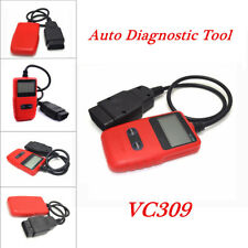 VC309 EOBD OBDII Car Scanner Code Reader Auto Engine Diagnostic Reset Instrument