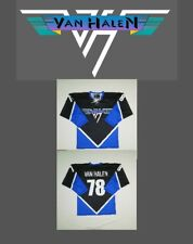 Van Halen Hockey Jersey M sz 44 Medium