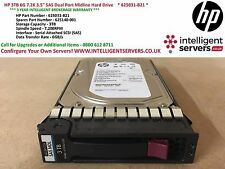 "HP 3TB 6G 7.2K 3.5"" SAS Dual Port Midline Hard Drive    * 625031-B21 *"