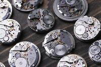 Watch parts jewelry mens watch mechanisms for DIY VOSTOK ∅ 22mm / 16 pcs