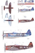Eagle Cal 1/72 Republic P - 47D Thunderbolt Pt 3 # 72106