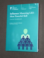 Teaching Co Great Courses DVD INFLUENCE MASTERING LIFE'S POWERFUL SKILL