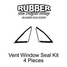 1963 1964 Buick Cadillac Chevy Oldsmobile Pontiac Vent Window Seal Kit 4 pc.