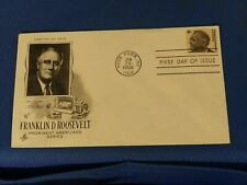 Scott #1284 6 Cent Stamp Honoring Franklin D. Roosevelt First Day Issue