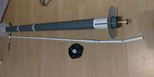 Tube, treuil, flasque et manivelle pour volet roulant manuel