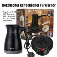 Electric Coffee Maker Turkish Espresso Tea Moka Pot Latte Machine Percolator