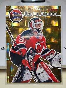 1999-00 Pacific Prism Holographic Gold #79 Martin Brodeur /480