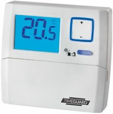 Timeguard TRT033 Digital Room Thermostat with Night Set-Back & Frost Protection