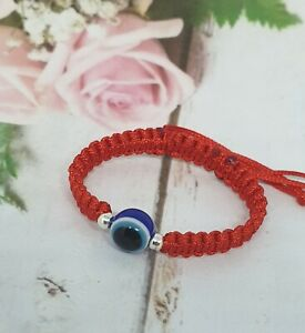 Beautiful Baby Red Bracelet made  with 1mm Nylon cord Special for Little Baby's