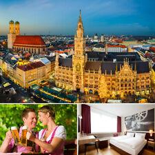 München Vienna House + Abendmenü Städtereise 3 - 4 Tage 2 Personen Städtereise