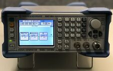 Rohde Amp Schwarz Smc100a Signal Generator 9khz 32ghz With Options