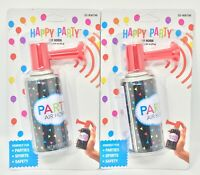 2 Air Horn Portable Hand Held Security Safety Party Sports boat Loud 0.81oz(23g)