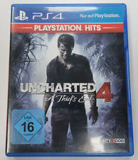Uncharted 4 - PlayStation Hits - / PlayStation 4 PS4 / gebraucht / GUT