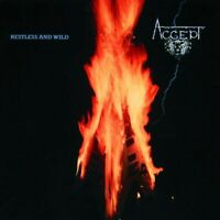 """ACCEPT """"RESTLESS AND WILD"""" CD NEW!!"""