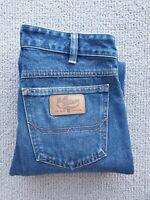 RM Williams Men's Blue Denim Jeans 30 R TJ793 Made In Australia