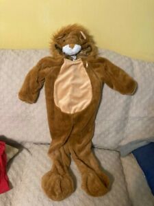 Kids Child Plush Costume Outfit w Tail ~ 2T to 3T Nittany Lion Penn State