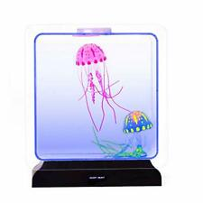 Jellyfish lamp tank aquarium - color changing mood night light – by playlearn