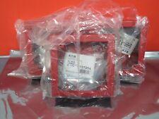 3x New Wheelock Shbb R Surface Black Box Fire Alarm