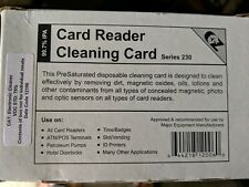 Card Reader Cleaning Card Package of 50