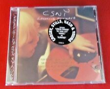 Crosby Stills Nash and Young : Looking Forward CD (1999) Promotional Copy