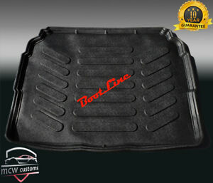 FITS PEUGEOT 3008 BOOT LINER COVER TAILORED DOG MAT FITTED RUBBER 2017-2018 NEW
