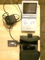 Nintendo Game Boy advance sp 001