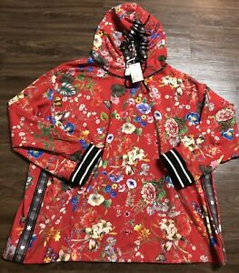 johnny was meadow pullover hoodie size Xl brand new