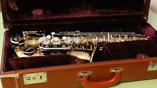 Vintage Martin Busine Alto Saxophone