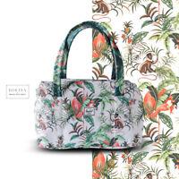 NWT HERSCHEL Supply Co. X DISAYA white Flamingo limited edition Tote Bag duffel