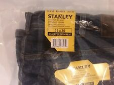 Stanley Fleeced Lined Carpenter Pants.Workwear.Clothing.Jeans.Construction.