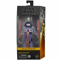 Asajj Ventress PREORDER Star Wars The Black Series Action Figure Clone Wars