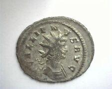 GALLIENUS 253-268 AD ROMAN SILVERING BL. ANTONINIANUS UNCIRCULATED